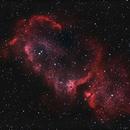 IC 1848-The Soul nebula,                                gibran85