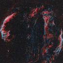 The Cygnus Loop Supernova Remnant (Optolong L-Enhance),                                Terry Hancock