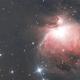 M42 (nébuleuse d'Orion) - Orion,                                Patrick ROGER