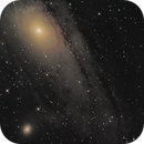 M 31- Central and south zone.,                                Carles Zerbst