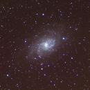 M33 Triangulum Galaxy,                                breid