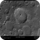 Tycho crater,                                mariachiara spaccini