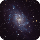 M33 (LRGB),                                wafpinard