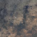 Barnard 78 Pipe Nebula,                                Seldom