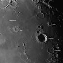 Mare Nubium. Región cráter Bullialdus,                                  Alfredo Vidal