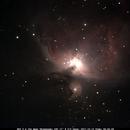 Messier 42,                                Bruce Donzanti