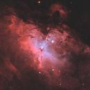 M16 Eagle Nebula,                                Kathy Walker