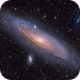M31 - Deep Sky West Remote Observatory,                                Deep Sky West (Ll...