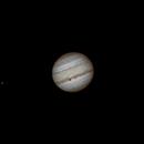Jupiter - transit of Io,                                Miroslav Horvat
