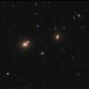 M59 - M60 region,                                Bart Delsaert