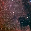 NGC7000 - North America Nebula,                                  Linda
