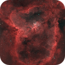 IC 1805 Heart Nebula in HaRGB,                                Jean-François Dou...