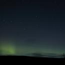 Aurora Borealis, Vik, Iceland, 22 August 2018,                                Sharif