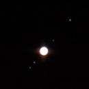 Jupiter & Moons,                                Gerard Smit
