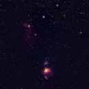Orion Constellation,                                Kapil K.