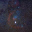 Constelación de Orión,                                Esteban García Navarro