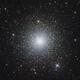 Globular Cluster M3 in Canes Venatici,                                Thomas Richter