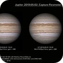 Jupiter 2019-05-02: Capture Parameters Comparison,                                Darren (DMach)
