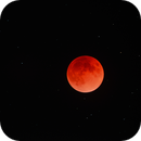 Total Lunar Eclipse and the Stars,                    volleywang