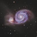 M51 HaIrLRGB,                                Mario Zauner