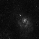 M8 Lagoon Nebula,                                Konstantinos Stav...