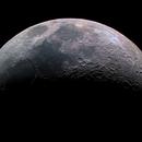 Waxing Crescent Moon  2021-05-17,                                Steven Gill (Parkesburg Observatory)