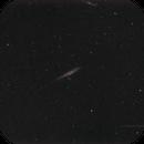 NGC 4631 Whale and NGC 4656 Crowbar Galaxies - LRGB,                                Richard H