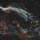Western Veil Nebula,                                Greg Edwards