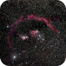 Orion and Barnards Loop,                                AstroAdventures