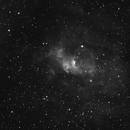 The Bubble Nebula,                                Dan Shallenberger