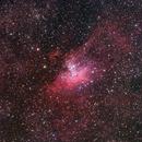 M16 Eagle Nebula,                                Yu-Peng Chan