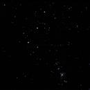Orion's Belt and M42,                                Giuseppe Petricca