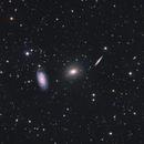 Galaxy NGC 5982. Trio in Draco,                                Simas Šatkauskas