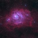 The Lagoon Nebula,                                YIJIA ZHANG