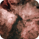NGC 3372 Eta Carine 16-03-2021,                                Wagner