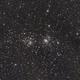 H&Chi im Perseus NGC884 NGC869,                                Juergen