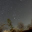 Earth Speeding under the Winter Milkyway,                                Ludger Solbach