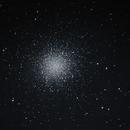 M 13 - Testpicture with RASA @ full moon,                                Stefan Schimpf
