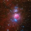 M42 Orion Nebula,                                Byoungjun Jeong