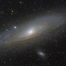 M31 Andromeda Galaxy,                                Alexandrid