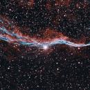 NGC6960, Veil in HOO,                                Dieter333