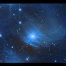 Merope in the Pleiades M45,                                Göran Nilsson