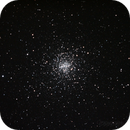 Messier M4 - NGC6121 - Globular Cluster in Scorpius,                                Geoff Scott