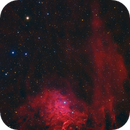 The Flaming Star Nebula IC 405,                                Rolandas_S