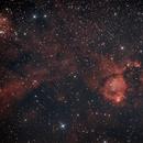 IC 1795 The Fish Head Nebula, Michael Heimbach