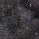 Northern America nebula in 15 minutes,                                deufrai