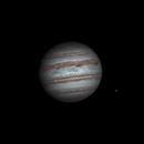 Jupiter and Callisto,                                Rodrigo Andolfato