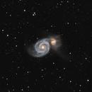 M51,                                Verio