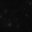 Messier 67 in Luminance,                                Sigga