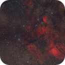 Vulpecula, Sharpless targets widefield.,                                Olly Penrice